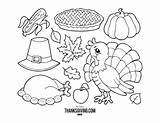 Thanksgiving Coloring Turkey Printable Sheets Dinner Thanks Give Sheet Bubakids Children Decorations Printables Worksheets Decorating Holiday Corn Thechicagoperch Toddlers Feast sketch template