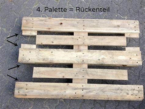 Europalette Möbel Selber Bauen by M 246 Bel Aus Paletten Bauen Anleitung