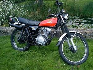 Ma Honda 125 Xl