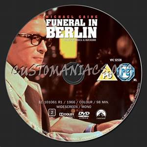 Funeral in Berlin dvd label - DVD Covers & Labels by ...