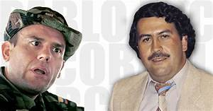 Carlos Castaño mató a Pablo Escobar