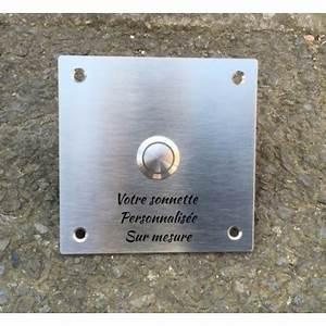 Sonnette De Porte : sonnette de porte sonnette de porte sans fil private club ~ Melissatoandfro.com Idées de Décoration