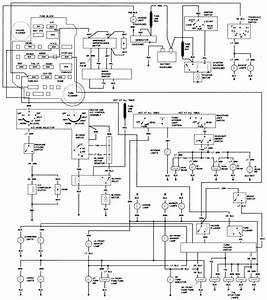 1990 Oldsmobile 98 Fuse Box Diagram
