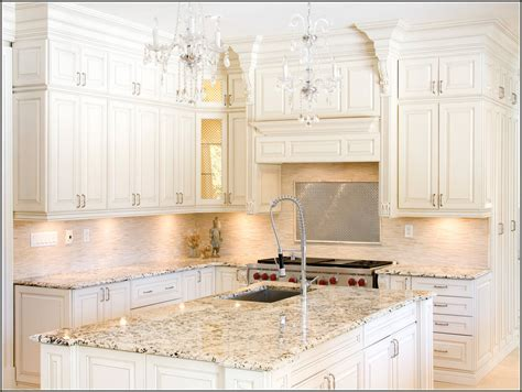 granite colors with white cabinets best color granite for off white cabinets home fatare