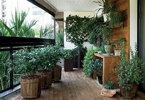 Balkon Ideen Pflanzen : wintergarten im haus mit zimmerpflanzen die natur nach drinnen holen ~ Orissabook.com Haus und Dekorationen