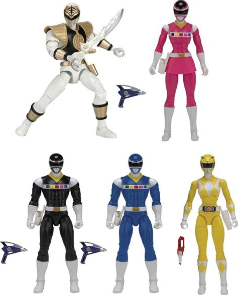 Mighty Morphin Power Rangers Legacy 6