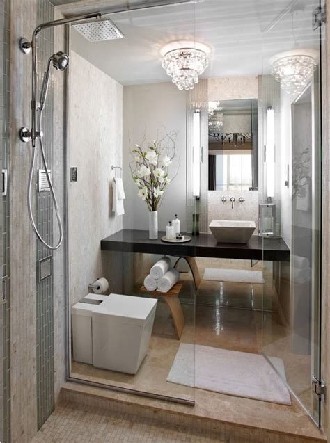 ultra modern bathroom decor ideas  decorative