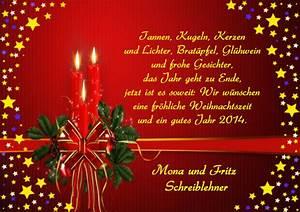 Weihnachtsgrüße Text An Chef : ganz liebe weihnachtsgr e tulln ~ Haus.voiturepedia.club Haus und Dekorationen