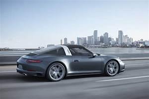Porsche 911 Targa : new porsche 991 2 carrera 4 and targa 4 unveiled total 911 ~ Medecine-chirurgie-esthetiques.com Avis de Voitures