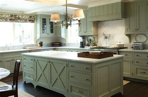 green painted kitchen cabinets olive green painted kitchen cabinets