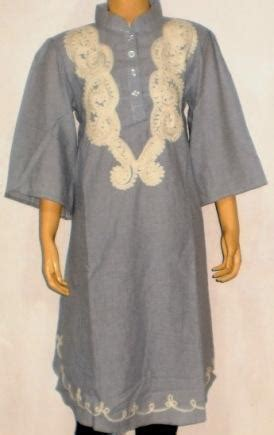 Kaftan Gamis Corak Murah grosir baju muslim murah tanah abang gamis kaftan