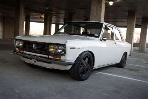 Datsun 510 Sr20 Sale by 1969 Datsun 510 Sr20det 6 Speed Bring A Trailer