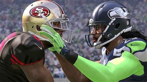 madden  seattle seahawks  san francisco ers
