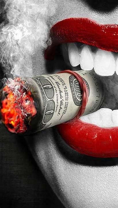 Money Zedge Lips Pop Power Iphone Graffiti