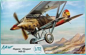 Hispano Nieuport Nid52 Plans