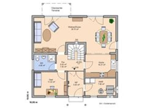 Grundriss Mit Treppe In Der Mitte by Grundriss On Bungalows And Haus