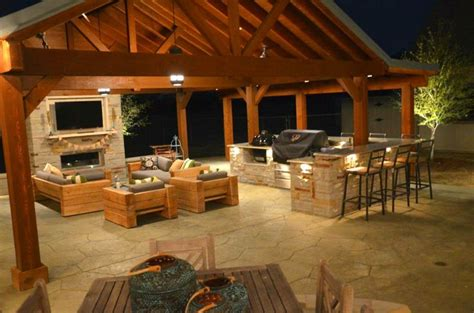images  epic backyard living spaces wired