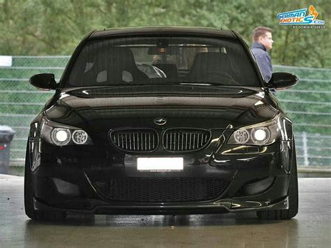 bmw e60 m5 black front stance bmw ultimate driving machine pinterest bmw and cars