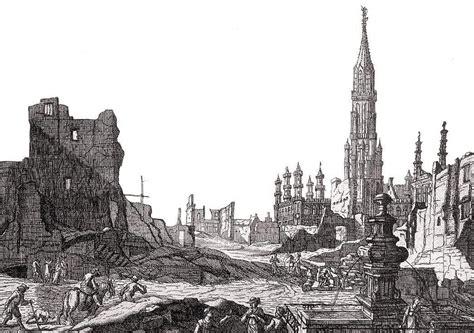 bombardement de bruxelles de 1695