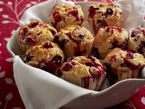 Delicious Cranberry Muffins