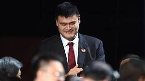 NBA legend Yao Ming named Chinese basketball chief ...