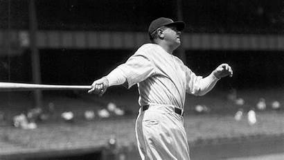 Ruth Babe Shot Called Last Run Baseball