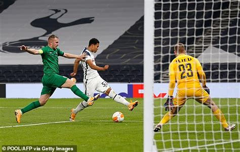 Tottenham Vs Ludogorets : 9toondk4pwiq9m : Tottenham win ...