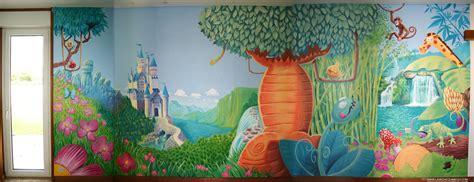 fresque chambre b fresque chambre enfant ii by djoz on deviantart
