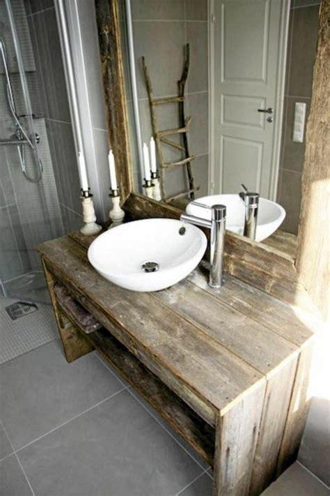 id 233 e d 233 coration salle de bain meuble salle de bain bois pour un support lavabo solide