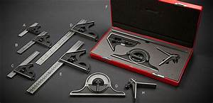 Starrett® Cast-Iron Combination Squares - Lee Valley Tools
