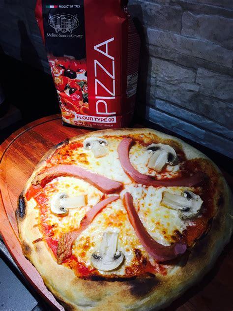 Pizza Soffice Fatta In Casa by Pizza Fatta In Casa Soffice E Gustosa In Cucina