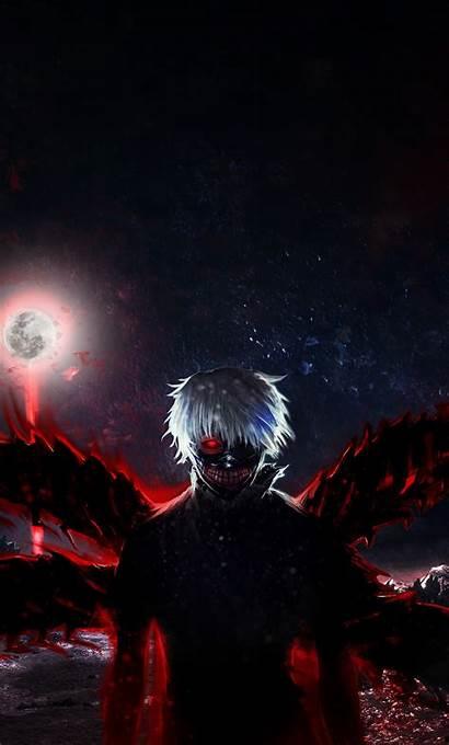 Ghoul Tokyo Anime 4k Wallpapers Dark Boy
