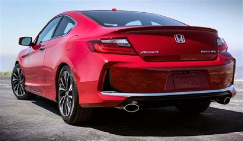 2019 Honda Accord Coupe Review, Redesign, & Rumors 2018