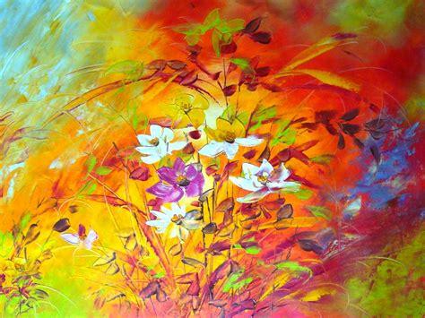 nature et flore fleurs des chs tableau de peintures et peinture de tableaux abstraits