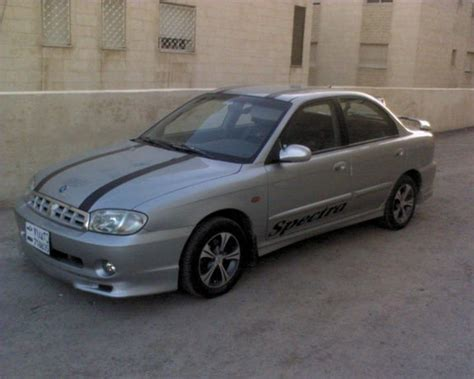 Wesam_zamy 2000 Kia Spectra Specs, Photos, Modification