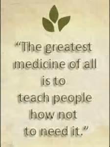 Holistic Medicine Quotes