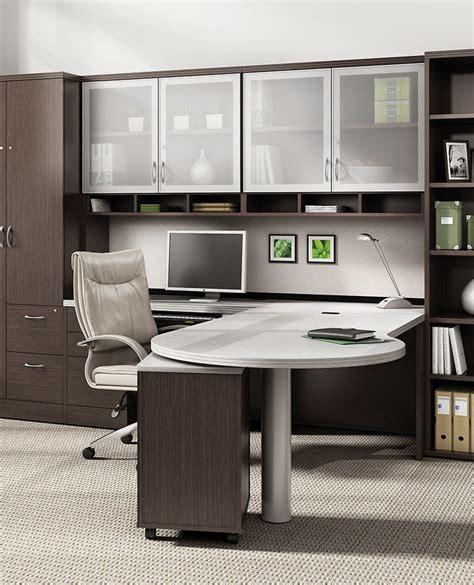 Office Furniture Blog 6 Cool Desk Set Tips on Decorating White Executive Office Desk
