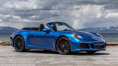 2018 Porsche 911 Carrera Gts First Drive Better In All