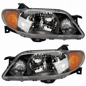 Mazda Protege Headlight  Headlight For Mazda Protege