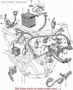 Wire Diagram Case 1840