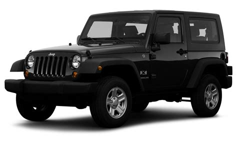 2008 Jeep Wrangler Reviews, Images, And Specs