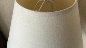 Nettoyer Un Abat Jour : astuces pour nettoyer un abat jour en tissu grands ~ Dallasstarsshop.com Idées de Décoration