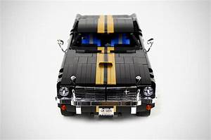 Custom LEGO R/C Ford Mustang GT 350-H Is LEGO R/C Done Right | SHOUTS