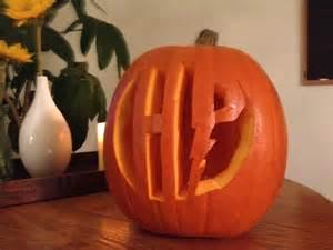 harry potter pumpkin carving templates - diy