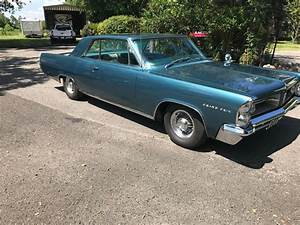 1963 Pontiac Grand Prix For Sale At Vicari Auctions New