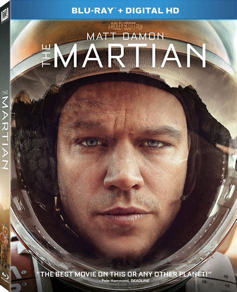 martian dvd release date january