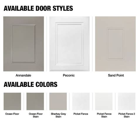 home depot cabinet colors martha stewart living kitchen at the home depot cabinet