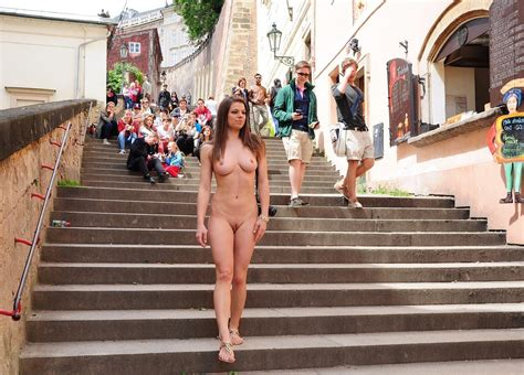 Beautiful Naked Girl In Public Porn Pic EPORNER