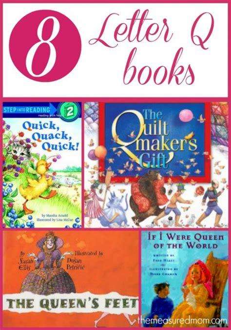 letter  books  preschoolers  measured mom