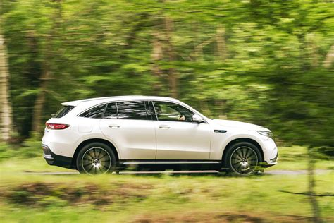 Information about the available driving modes for. Mercedes-Benz EQC 400 4Matic AMG Line Premium Plus 2019 UK review | Autocar